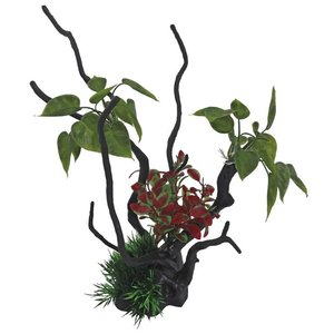 Superfish Deco spider & plants L