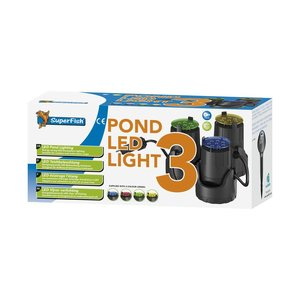 Superfish Vijver Led Light 3X