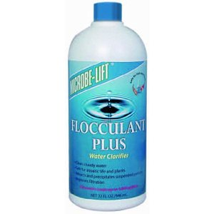 Microbe Lift Flocculent Plus - 1 liter