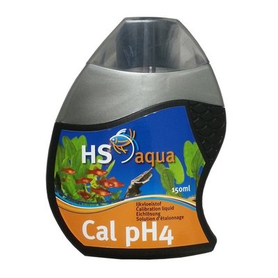 HS Aqua IJkvloeistof Ph 4 150ml