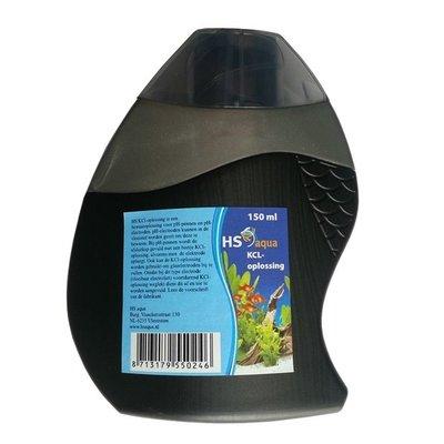 HS Aqua Kcl Vloeistof 150ml