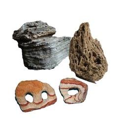 Aquarium rotsen & stenen