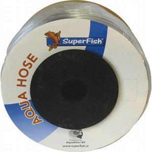Superfish Aquariumslang  9-12mm Groen - Per meter