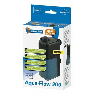 Superfish Aqua-Flow 200 aquarium filter