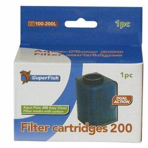 Superfish Superfish Aqua-Flow 200/300 Filter cartridge