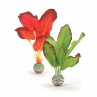 biOrb Zijde plant 2x kort rood/groen