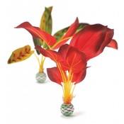 biOrb Zijde plant 2x hoog rood/groen