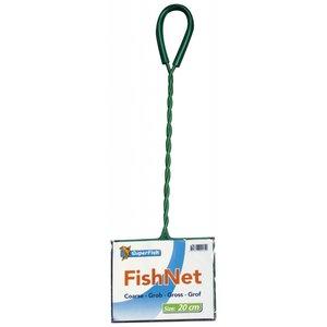 Superfish Schepnetje groen/grof 20 cm