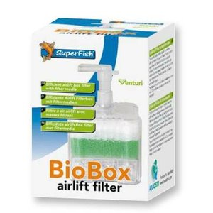 Superfish Biobox Luchtfilter