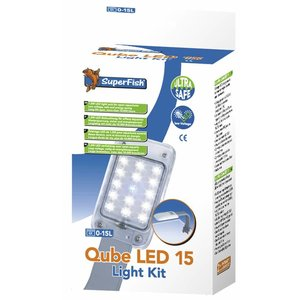 Superfish Qube LED 15/30/40
