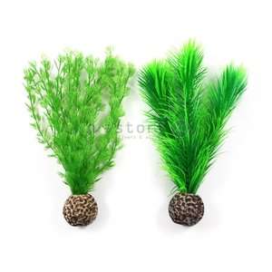 biOrb Green feather fern