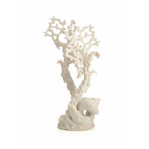 biOrb Ornament Fan Coral white small