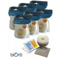 biOrb Service Kit-Clamshell filter x6