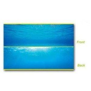 Juwel Poster 2 Tweezijdig Gedrukt Blauw