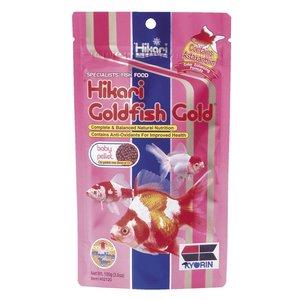 Hikari Gold Goldfish baby 100 gram