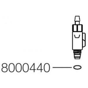 Eheim O-RING VOOR 4003412/4004412/4005410/4007410/4003522/4003622/4004522/4005520
