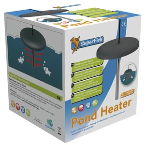 Superfish pond heater ijsvrijhouder