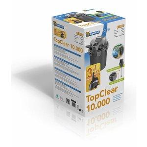 Superfish Topclear kit 10.000 UVC/Filter/Pomp