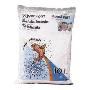 Superfish Natuurlijk vijverzout zak 10 liter