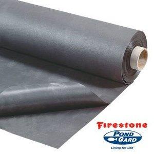 Firestone Vijverfolie EPDM 610cm x 3050cm  (1mm dik) ROL