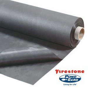 Firestone Vijverfolie EPDM 1220cm x 1000cm (1mm dik)