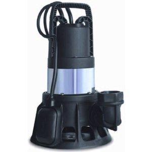 Dab dompelpomp TALLAS INOX AV400, RVS vuilwater pomp met drijfvlotter
