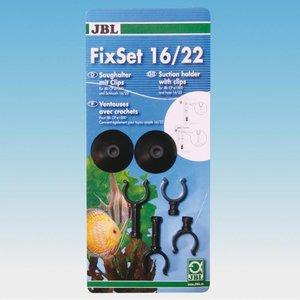 JBL FIXSET SET UNIVERSELE ZUIGNAP MET KLEM 16/22 MM