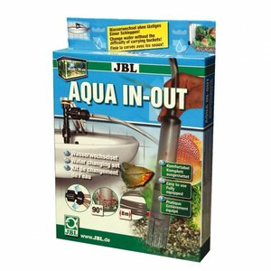 JBL AQUA IN-OUT WATERWISSEL-SET 8m