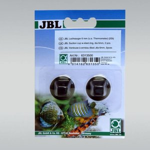 JBL ZUIGNAP 6MM (PREMIUM THERMOMETER) 2ST