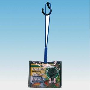 JBL VISSCHEPNET PREMIUM ZWART/GROF STEEL 40cm 15cm