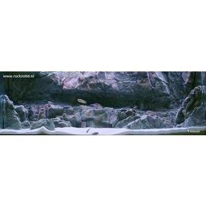 Rockzolid Background Timor Grey 128x48cm
