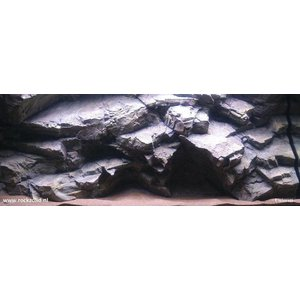 Rockzolid Background Sumatra Grey 98x58cm