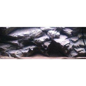 Rockzolid Background Sumatra Grey 128x48cm