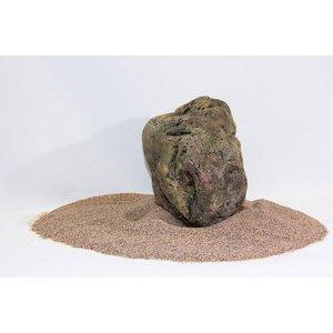 Rockzolid River Stone F, Grey 26x23x16cm
