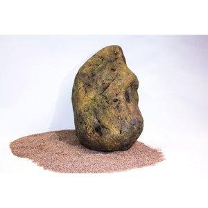 Rockzolid River Stone H, Grey 40x24x12cm