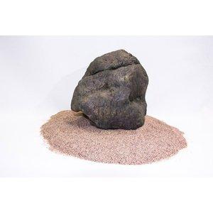 Rockzolid River Stone M, Grey 23x20x15cm