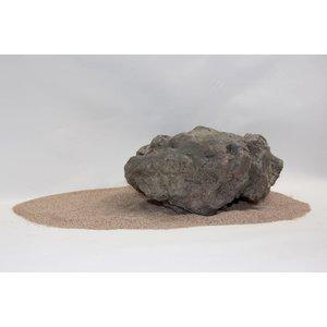 Rockzolid River Stone S, Grey 42x31x16cm