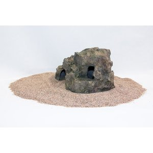 Rockzolid Background Puzzle, L Grey 23x17x14cm