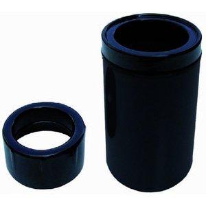 Aquaforte Drijvende skimmer (zwart)