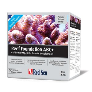 Red Sea Reef Foundation ABC+ 5kg
