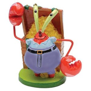 PENN PLAX Mini Mr. Krabs