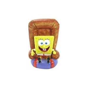 PENN PLAX Spongebob in Chair