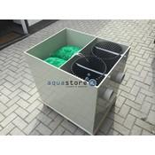 Aquaforte Bio kamer compleet en gevuld