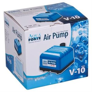 Aquaforte Luchtpomp Hi-Flow V-10