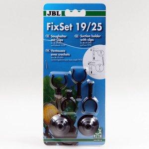 JBL FIXSET SET UNIVERSELE ZUIGNAP MET KLEM 19/25 MM