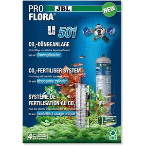 JBL Proflora u501 set co2