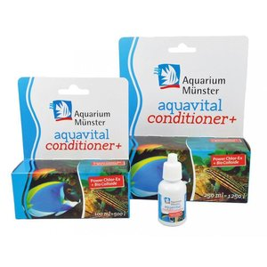 Aquarium Munster Aquavital conditioner+ 5000 ml