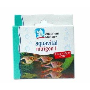 Aquarium Munster Aquavital nitrigon 1, 5 x 2 g