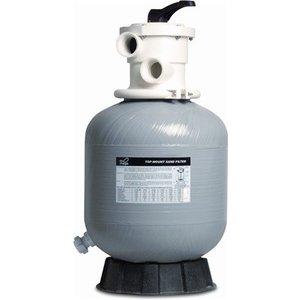 Mega V650, 16 m³/h top mount zandfilter