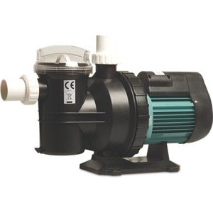 "Mega Zwembadpomp 50 mm / 1 1/2"" metrisch/imperial lijmmof 3,2A 230V type SC075"